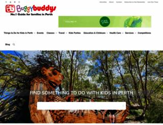 buggybuddys.com.au screenshot