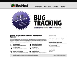 bughost.com screenshot
