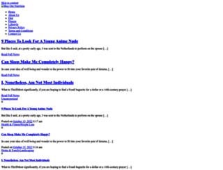bugoutnutrition.com screenshot