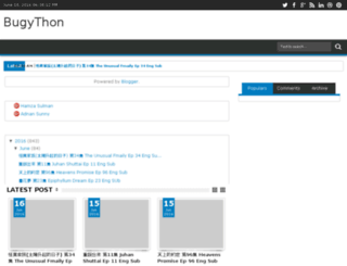 bugython.blogspot.nl screenshot