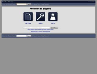 bugzilla.tech4learning.com screenshot