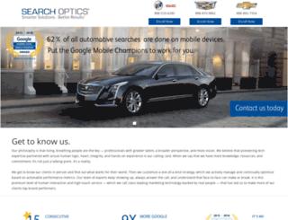 buickgmc.searchoptics.com screenshot