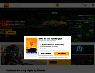 builders.co.za screenshot
