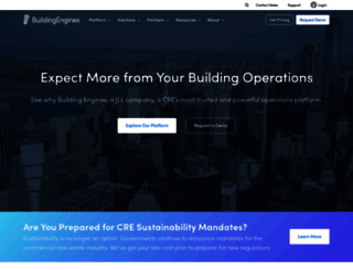 buildingengines.com screenshot