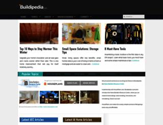 buildipedia.com screenshot