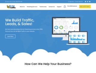 buildtraffic.com screenshot