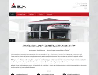 bukitjaya.com screenshot