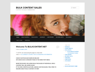 bulkcontent.net screenshot