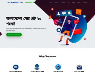 bulksmsbd.com screenshot