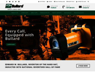 bullard.com screenshot