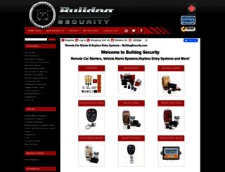 bulldogsecurity.com screenshot
