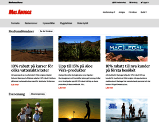bulletinen.masamigos.com screenshot