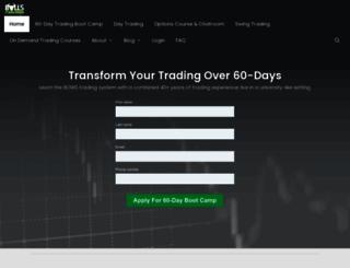 bullsonwallstreet.com screenshot