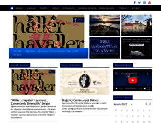bumed.org.tr screenshot
