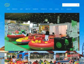 bumper-car.com screenshot