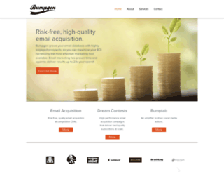 bumpgen.com screenshot