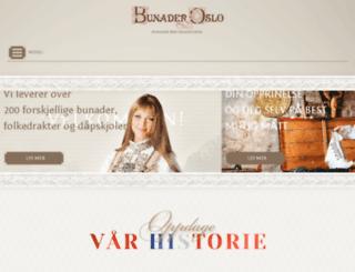 bunader.com screenshot