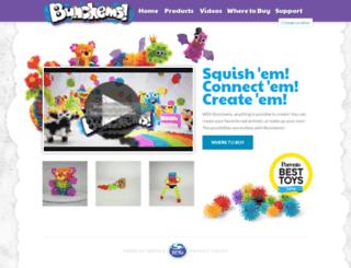 bunchems.com screenshot