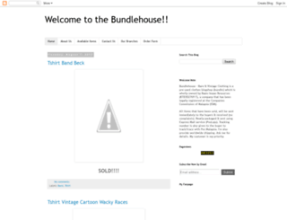 bundlehouse.blogspot.com screenshot