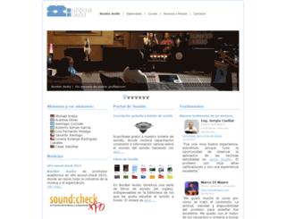bunker-audio.com screenshot