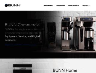 bunnomatic.com screenshot