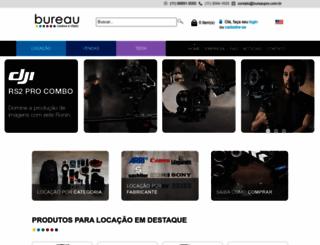 bureaudv.com.br screenshot