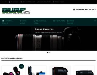 burf.com screenshot