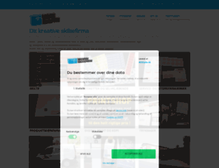 burre-reklame.dk screenshot