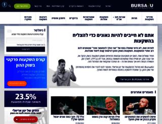bursa4u.com screenshot