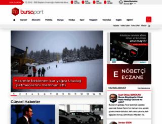 bursaport.com screenshot