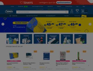 busca.dentalcremer.com.br screenshot