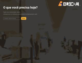 buscaai.com.br screenshot