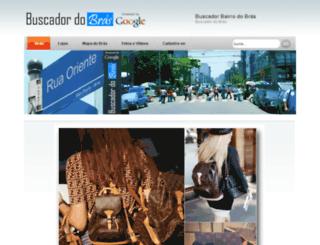 buscadordobras.com.br screenshot