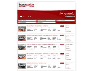 buscaocasion.com screenshot
