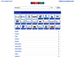 buscar-info.kadaza.com.ar screenshot