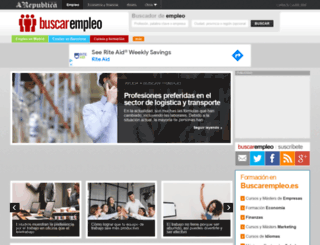 buscarempleo.es screenshot