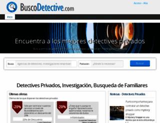buscodetective.com screenshot