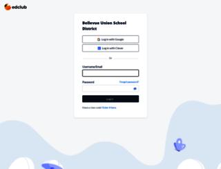 busd.typingclub.com screenshot