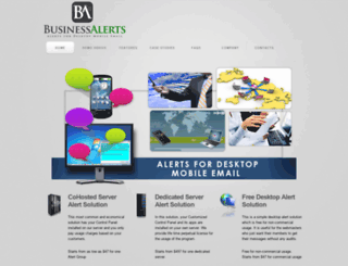 business-alerts.com screenshot