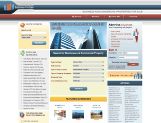 business-forsale.com screenshot