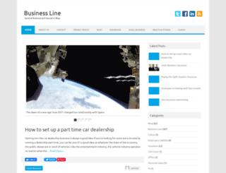 business-line.com screenshot
