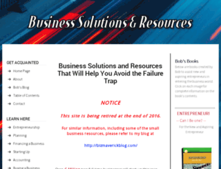 business-solutions-and-resources.com screenshot