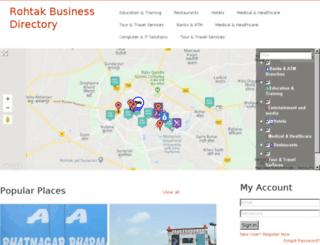 business.digitalrohtak.com screenshot