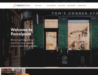 business.parcelpoint.com.au screenshot