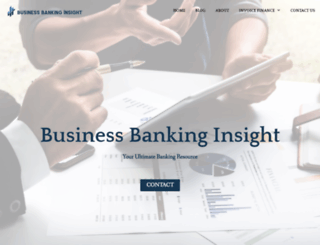 businessbankinginsight.co.uk screenshot