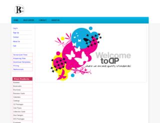businessclickers.interfirm.com screenshot
