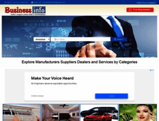 businessinfo.online screenshot
