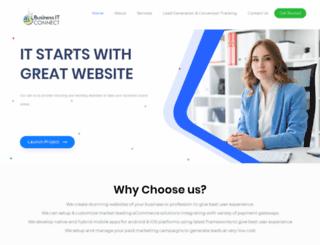 businessitconnect.com screenshot