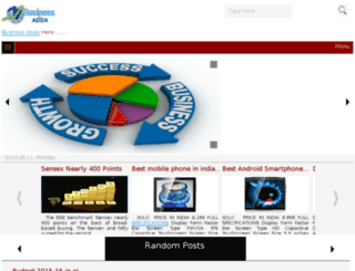 businesskaadda.in screenshot