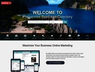 businesslist.ph screenshot